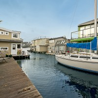 Eastlake houseboats