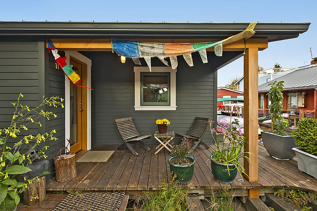 Seattle Houseboats