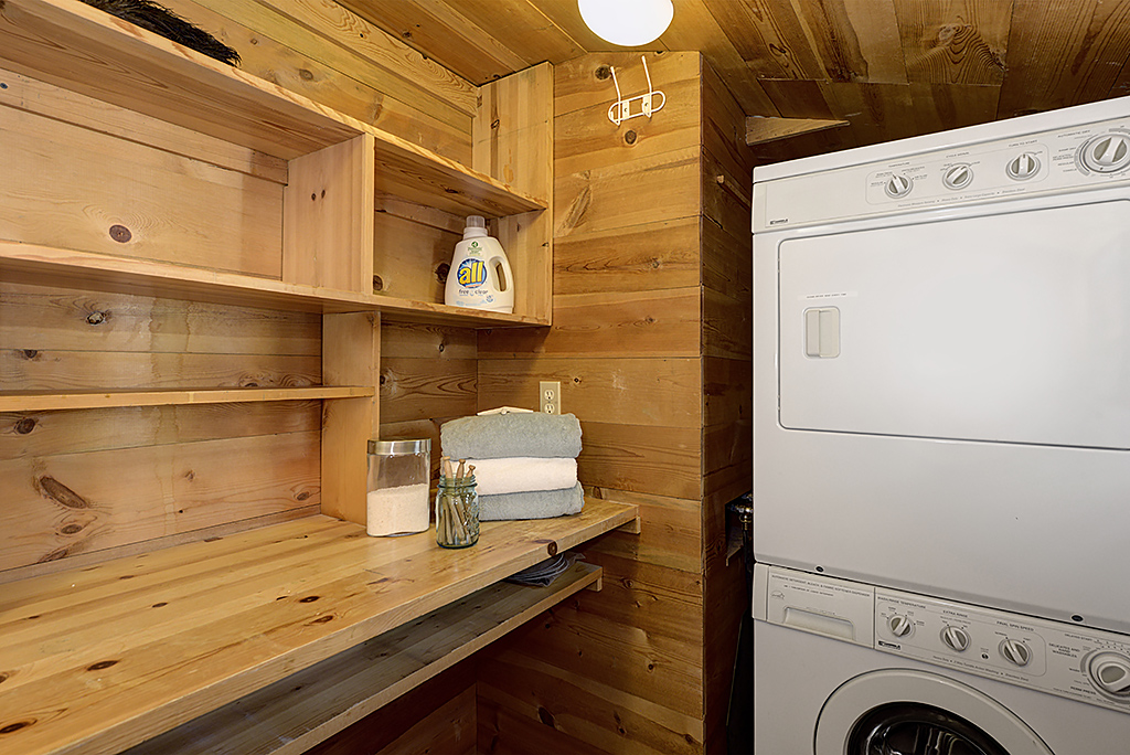 portage bay floating home utility room