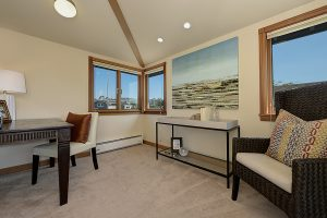 Portage Bay Floating Homes View