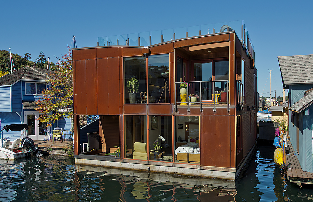 westlake floating homes