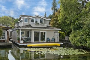 SOLD! 2 Bedrooms w/ Boat Moorage