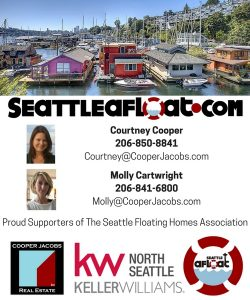 seattle houseboats experts