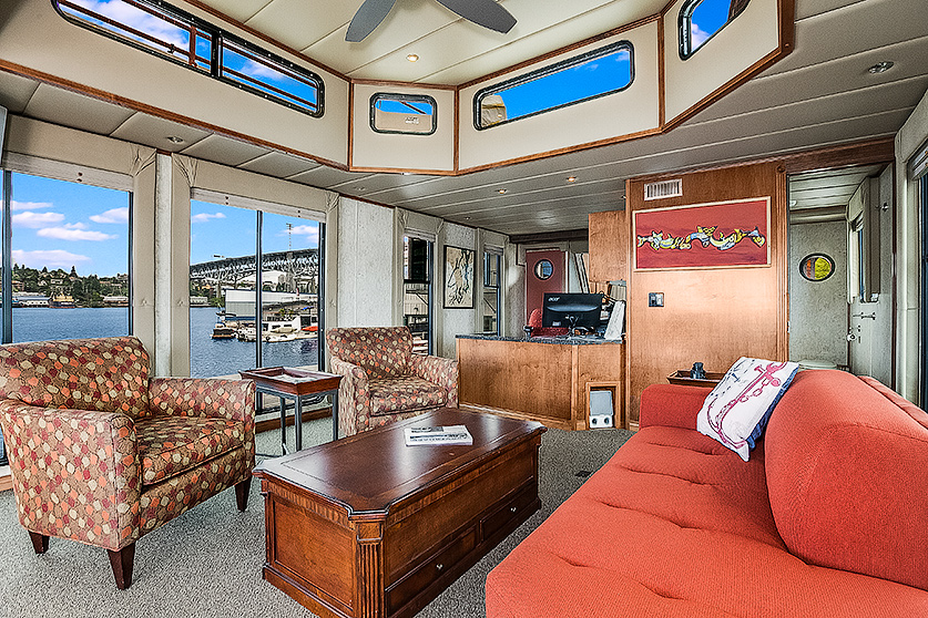 seattle houseboat for sale