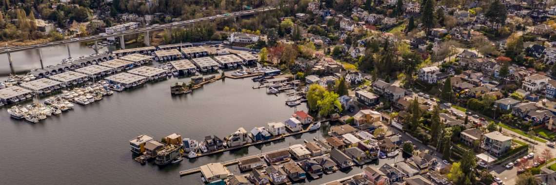 Seattle Afloat: Seattle Houseboats & Floating Homes – Live
