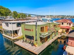 Westlake floating home